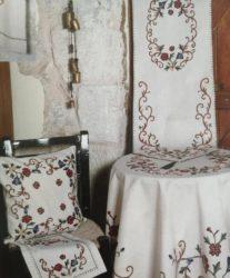 Παραδοσιακά σχέδια-Ελιές