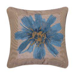 διακοσμητική-μαξιλαροθήκη-chenille-45x45-λουλούδι3