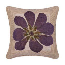 διακοσμητική-μαξιλαροθήκη-chenille-45x45-λουλούδι5